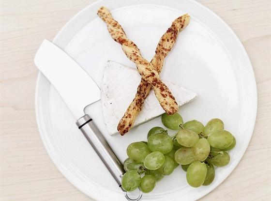 Хлебные палочки с кунжутом и анисом