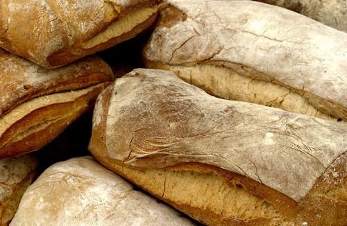 Хлеб с грюйером и кумином