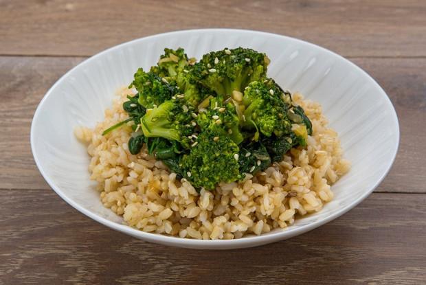 Рис с брокколи по-китайски рецепт – китайская кухня: основные блюда.