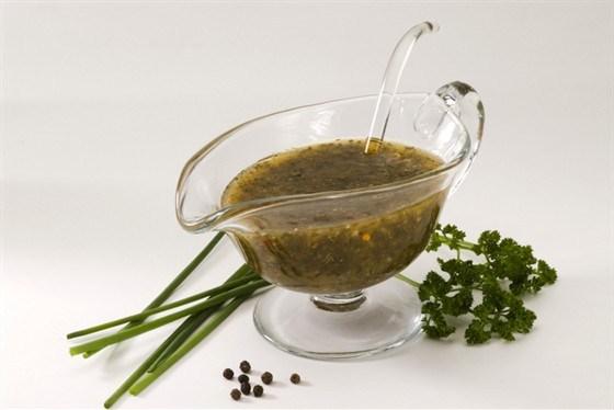 Провансальский соус с анчоусами