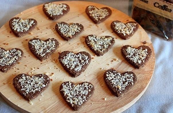 Шоколадное галетное печенье (крекеры)