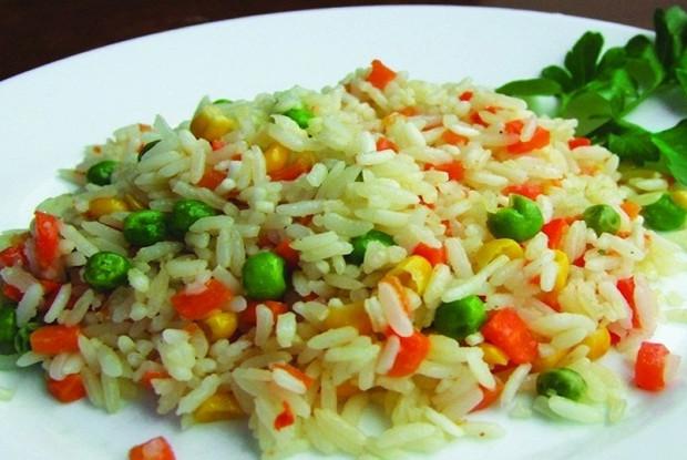 Рифетто с креветками и рисом