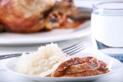 Курица в соусе пири-пири