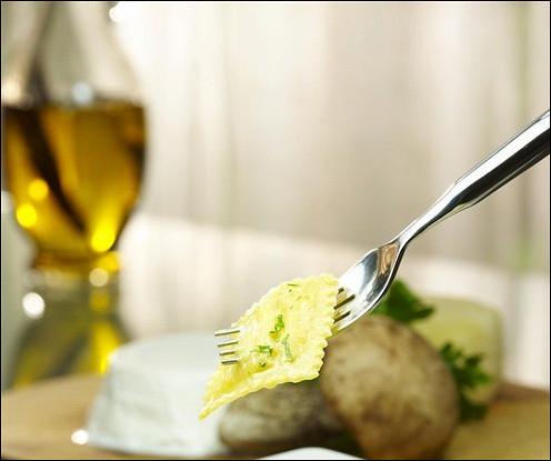 Равиоли «Pasta Fresca» с белыми грибами и рикоттой