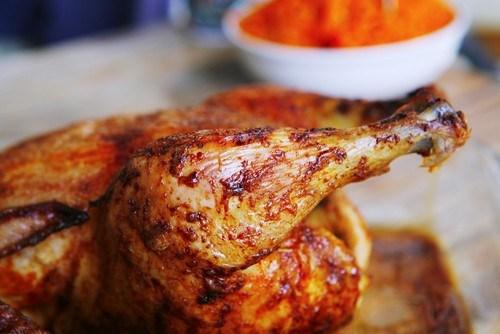Жгучий цыпленок