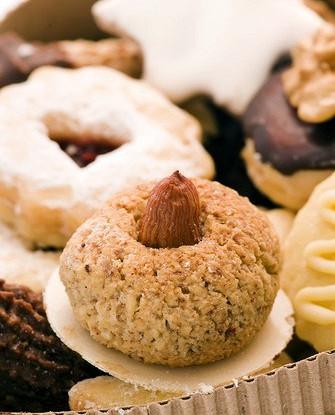 Ореховое печенье Nussplatzchen (Нусплацхен)