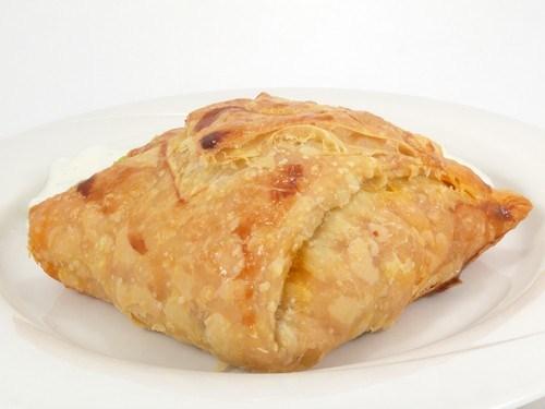 Французские пирожки с треской
