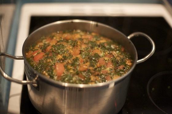 Суп по-хорватски