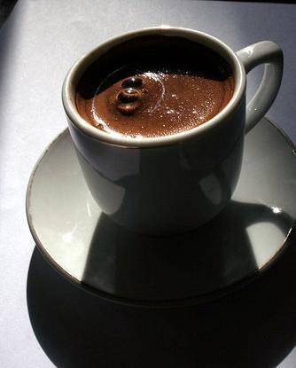 Кофе по-кипрски