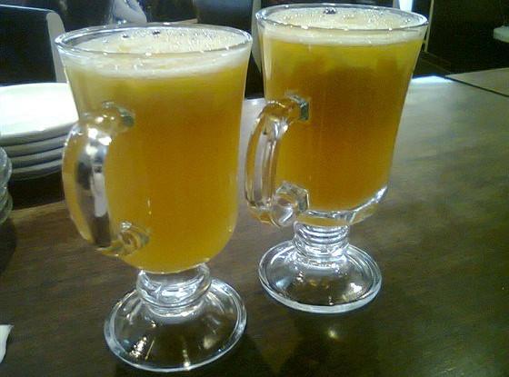 Манговый чай с жасмином