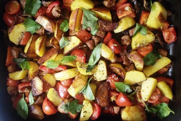 Оджахури овощное