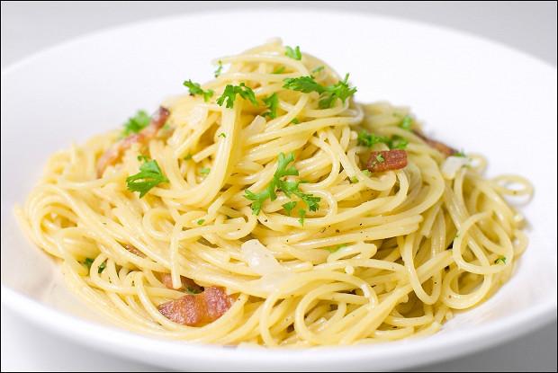 Спагетти алла карбонара