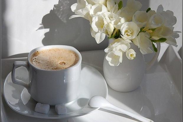 Кофе с ликером по-французски