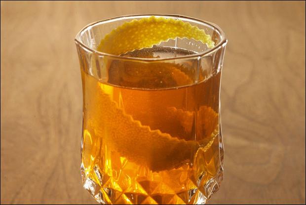 Коктейль «Шампань-коктейль» (Champagne Cocktail)
