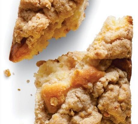 Хрустящее печенье с грецкими орехами