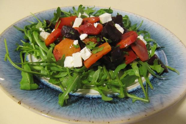 Легкий английский салат