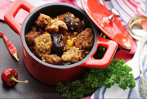 Мясо по-алжирски