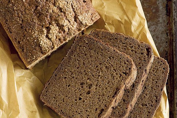 Стопроцентный ржаной хлеб