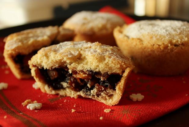 Рождественский английский пирог (Mince pie)