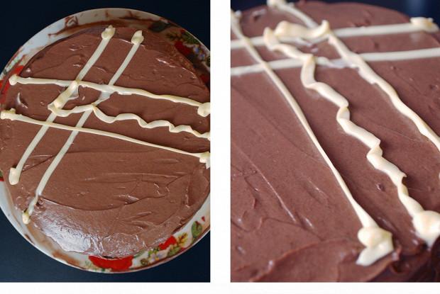 Торт «Прага» с масляным кремом