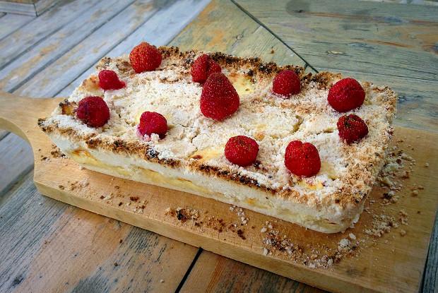 Творожный тарт