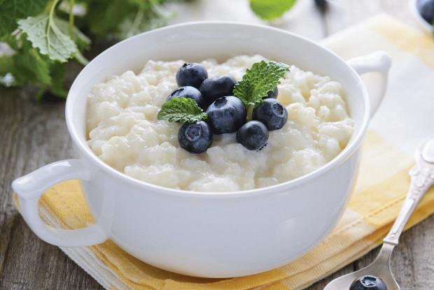 Классическая рисовая каша