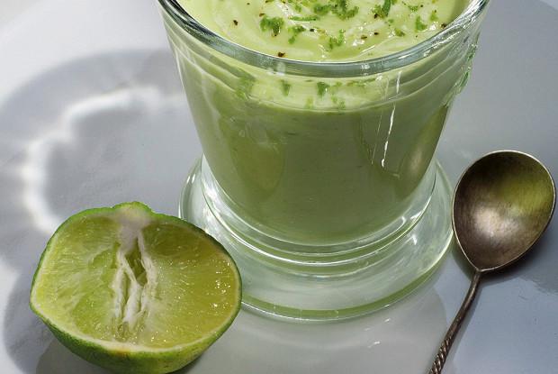 Ласси из авокадо
