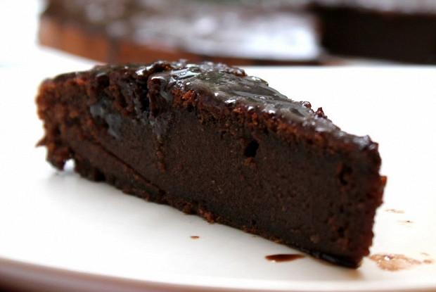 Шоколадный шоколад под шоколадом