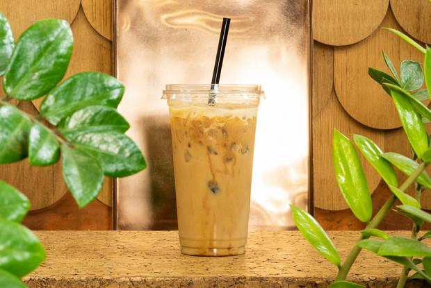 Кофейный коктейль «Лето на ВДНХ»