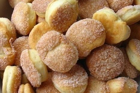 Быстрое сметанное печенье