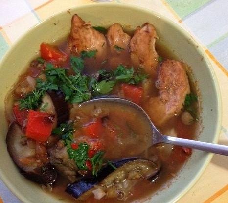 Арабский суп