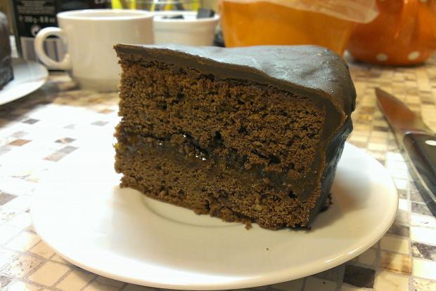 Захер (Sacher-Torte)