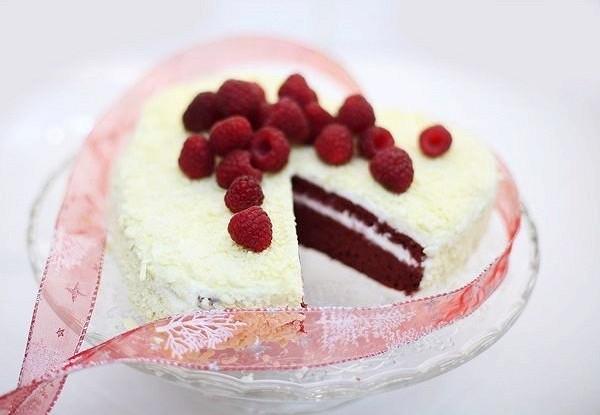 Торт «Красный бархат» (Red Velvet cake)