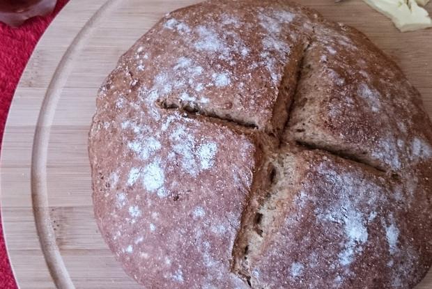 Традиционный ирландской содовый хлеб