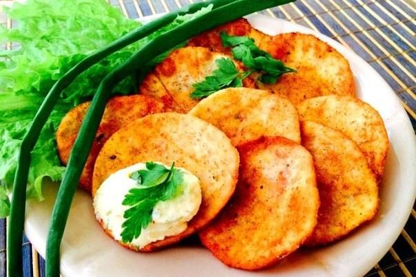 Домашние чипсы «Принглс»