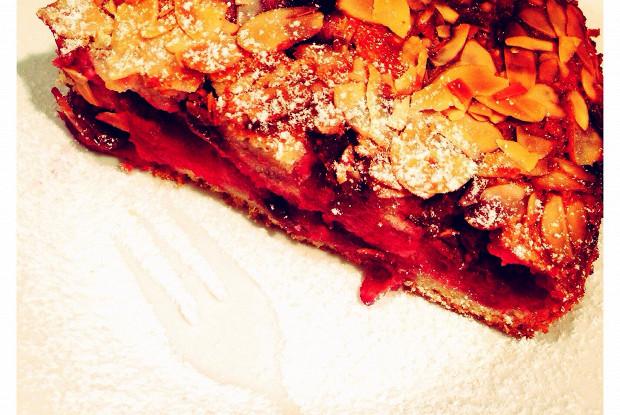 Вишневый пирог в венском стиле