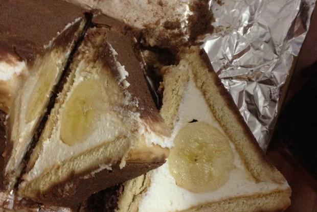Торт «Банановый шалаш»
