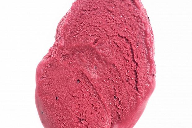Замороженный черничный йогурт