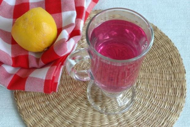Напиток из базилика
