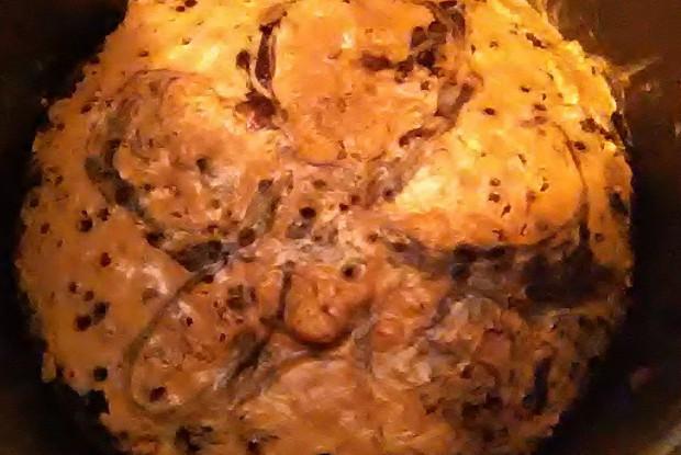 Брауни с арахисовым маслом