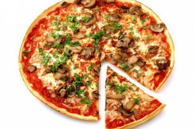 Итальянское тесто для пиццы с оливковым маслом