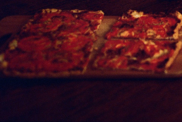 Советская пицца Митты и Майоровой