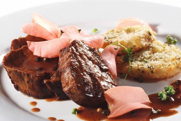 Соус с крепленым вином к мясу