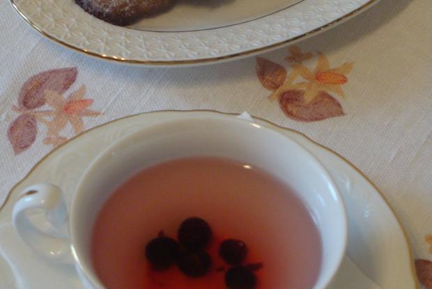 Печенье смородиновое овсяное с грецкими орехами и медом «Краски лета»