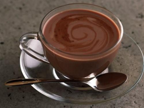 Горячий шоколад «Нутелла»