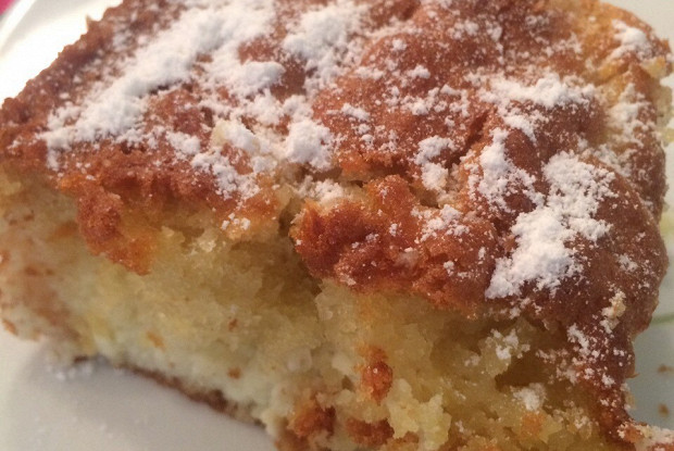 Особенный лимонный пирог