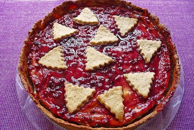 Немецкий творожный пирог (Kaesekuchen)