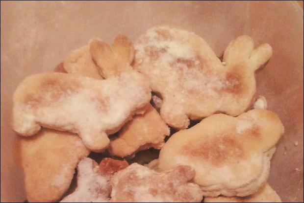 Юбилейное печенье