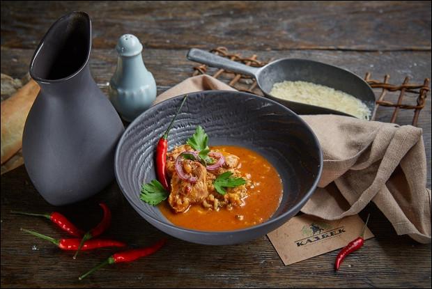 Суп Харчо по грузинским традициям