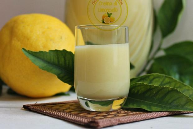 Лимончелло кремовый
